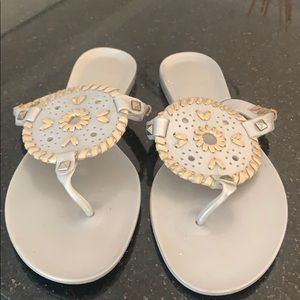 Jack Rodgers Georgica Jelly Sandals